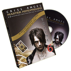 Criss Angel Master Mindfreak Volume 6