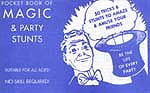 Pocket Book Of Magic & Party Stunts
