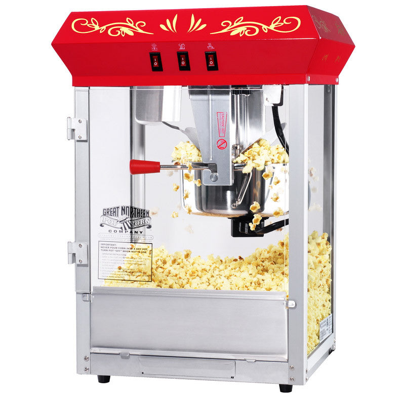 Popcorn Machine (3 Day Rental )