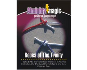 Ropes Of The Trinity - Titan Magic & Brain Busters Escape Rooms