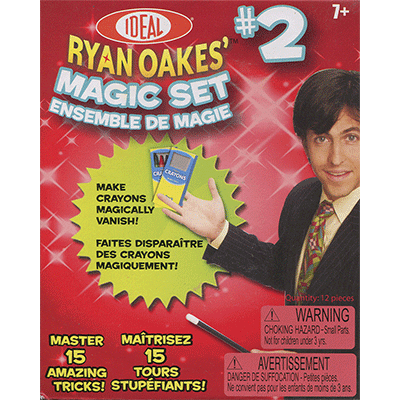 Ryan Oaks Magic Set #2