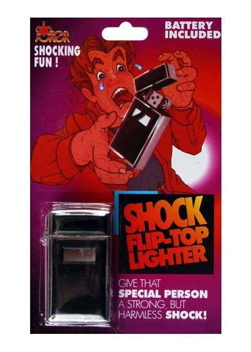 Shock Flip Top LIghter
