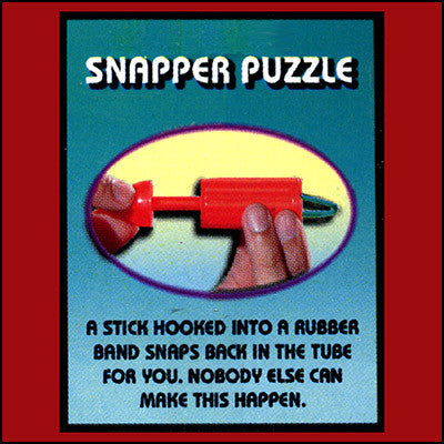 Snapper Puzzle Large