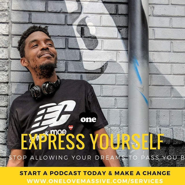 OLM | One Love Massive | Express yourself