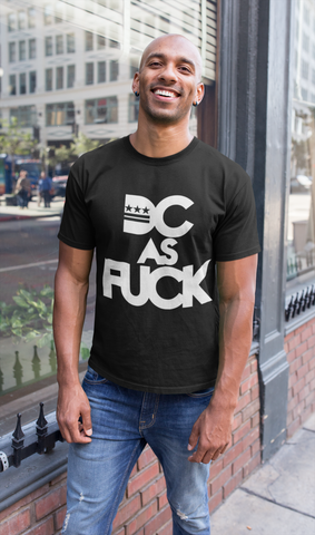 DC AS F*CK Short Sleeve Shirt