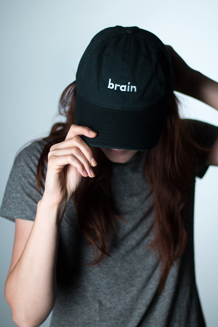 Brain Dad Hat