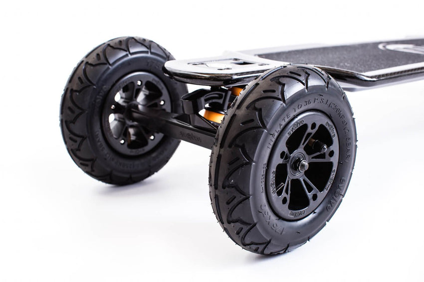 GT Carbon Series AT Electric Skateboard