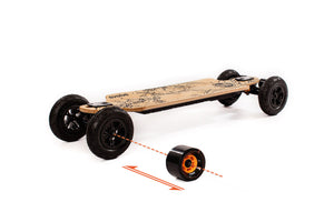 Bamboo GT Series 2in1 Electric Skateboard