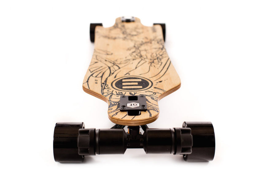 Bamboo GT Series Street Electric Skateboard