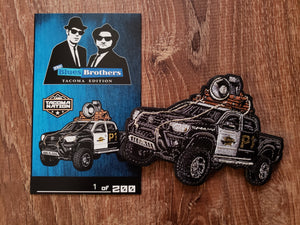 Blues Brothers: Tacoma Edition Patch