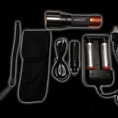 Adventure 300 Rechargable Flashlight