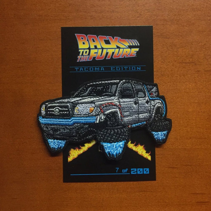 Back to the future: Tacoma Edition Patch