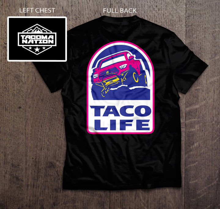 Taco Life V3 T-shirt/Hoodie Group Buy