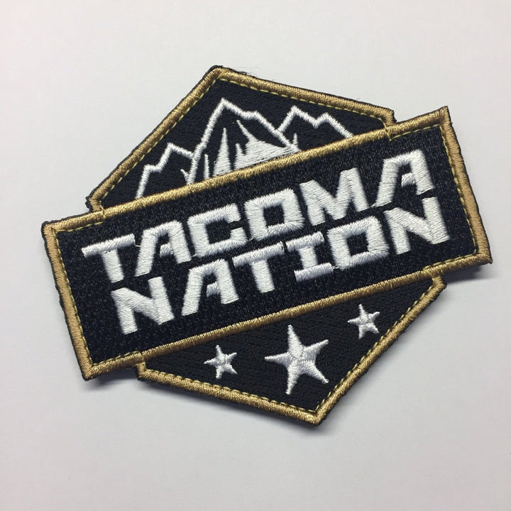 Tacoma Nation Patch