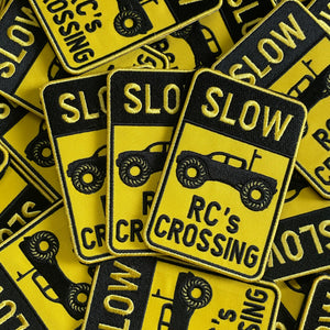 RC's Crossing Patch