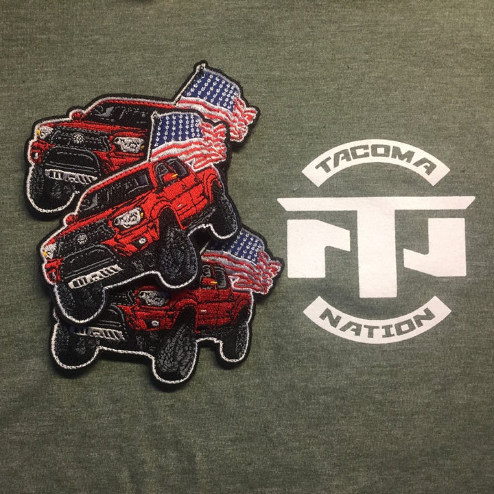 'Merica Tacoma V2 Patch