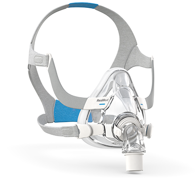 ResMed AirFit F20 & AirTouch F20 Owner & User's Manual CPAP Mask