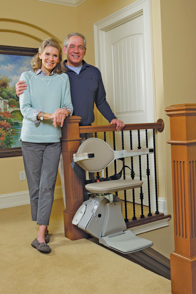 Stairlifts & Mobility Products for multiple level home!
