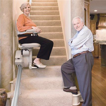 The Different Bruno Stairlift Solutions Available at Footit