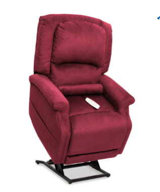 Pride Liftchair Power Lift Recliner LC-515iL Grandeur Collection Luxury