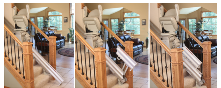 Bruno Elite 2010 Stair Lifts Heavy Duty With Manual