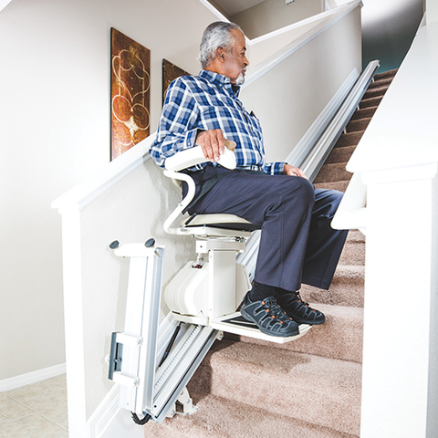 Stairlift Rental for your stairs 3 Months Then $100/mo with Rent To Own Option - Footit Medical, CPAP, Stairlift, Orthotic, Prosthetic, & Mobility Supply