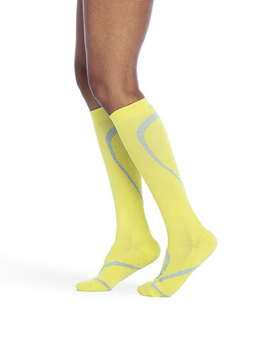 58f1a9551ee ... 412 Traverse Socks FOR MEN   WOMEN by Sigvaris Knee High Calf Compression  Stockings UNISEX ...