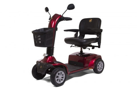 Golden Companion Four Wheel Scooter GC440D - Footit Medical, CPAP, Stairlift, Orthotic, Prosthetic, & Mobility Supply