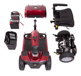 Golden Companion Four Wheel Scooter GC440C - Footit Medical, CPAP, Stairlift, Orthotic, Prosthetic, & Mobility Supply