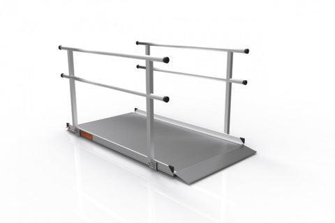 8 Feet Gateway Ramp - Footit Medical, CPAP, Stairlift, Orthotic, Prosthetic, & Mobility Supply
