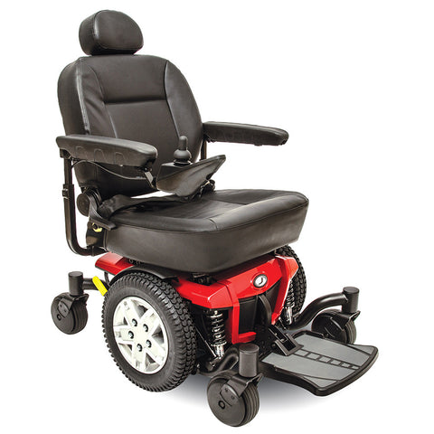 Pride Jazzy 600 ES - Footit Medical, CPAP, Stairlift, Orthotic, Prosthetic, & Mobility Supply