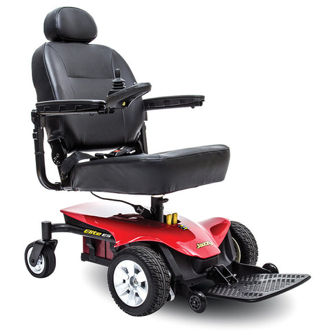 Pride Jazzy Elite ES - Footit Medical, CPAP, Stairlift, Orthotic, Prosthetic, & Mobility Supply