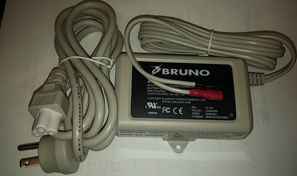 Bruno Elan Stairlift Charger 1 AH Amp BCR-24022