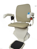 Harmar Pinnacle SL600 Stairlift Straight Rail 350lbs Capacity  with 10 Year Warranty - Footit Medical, CPAP, Stairlift, Orthotic, Prosthetic, & Mobility Supply
