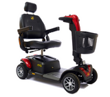 Golden Buzz Around LX Luxury Travel GB149 Scooter 4 Wheel Red or Blue - Footit Medical, CPAP, Stairlift, Orthotic, Prosthetic, & Mobility Supply