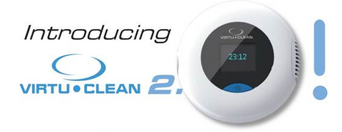 VirtuClean 2.0 CPAP Machine Cleaner 2020 - Footit Medical, CPAP, Stairlift, Orthotic, Prosthetic, & Mobility Supply