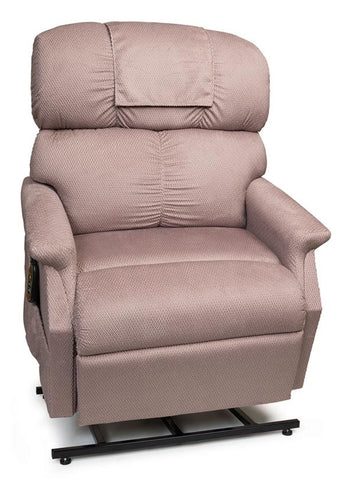 "Golden Comforter PR501-LR6 26"" Large Extra Wide LiftChair Heavy Duty 500lbs Capacity - Footit Medical, CPAP, Stairlift, Orthotic, Prosthetic, & Mobility Supply"