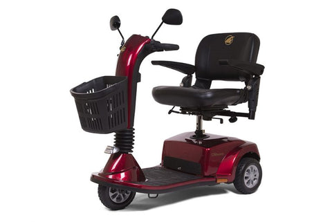 Golden Companion Three Wheel Scooter GC340C - Footit Medical, CPAP, Stairlift, Orthotic, Prosthetic, & Mobility Supply