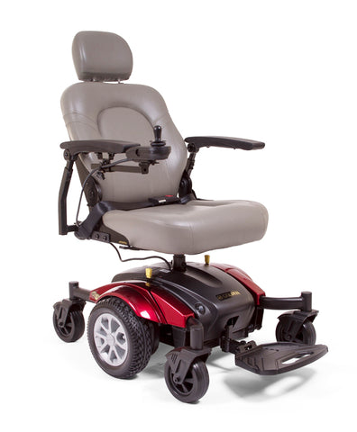 Golden Compass Sport GP605M Power Wheelchair Center Wheel Drive - Footit Medical, CPAP, Stairlift, Orthotic, Prosthetic, & Mobility Supply