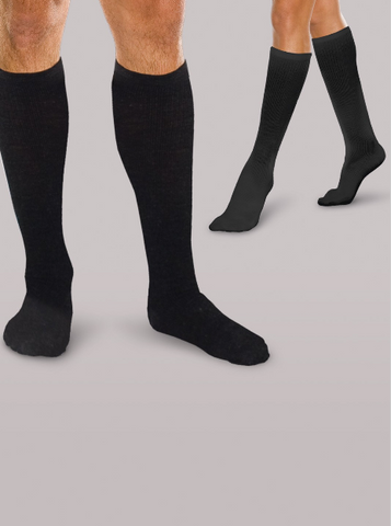 Core Spun Gradient Compression Support Socks