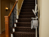Refurbished Bruno Elan 3000 Stairlift Straight Rail with 1 Year Warranty - Footit Medical, CPAP, Stairlift, Orthotic, Prosthetic, & Mobility Supply