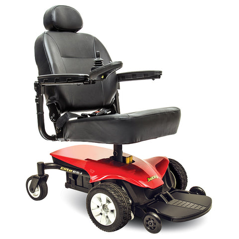 Pride Jazzy ES-1 - Footit Medical, CPAP, Stairlift, Orthotic, Prosthetic, & Mobility Supply