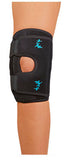 Dynatrack (TM) Plus patella stabilizer with CoolFlex material