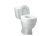Carex Toilet Seat Elevator - Footit Medical, CPAP, Stairlift, Orthotic, Prosthetic, & Mobility Supply