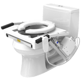 EZ ACCESS Standard Toilet Riser Electric Automatic Incline Lift Seat - Footit Medical, CPAP, Stairlift, Orthotic, Prosthetic, & Mobility Supply