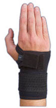 Motion Manager Sprain or Carpal Tunnel Wrist Brace - Footit Medical, CPAP, Stairlift, Orthotic, Prosthetic, & Mobility Supply
