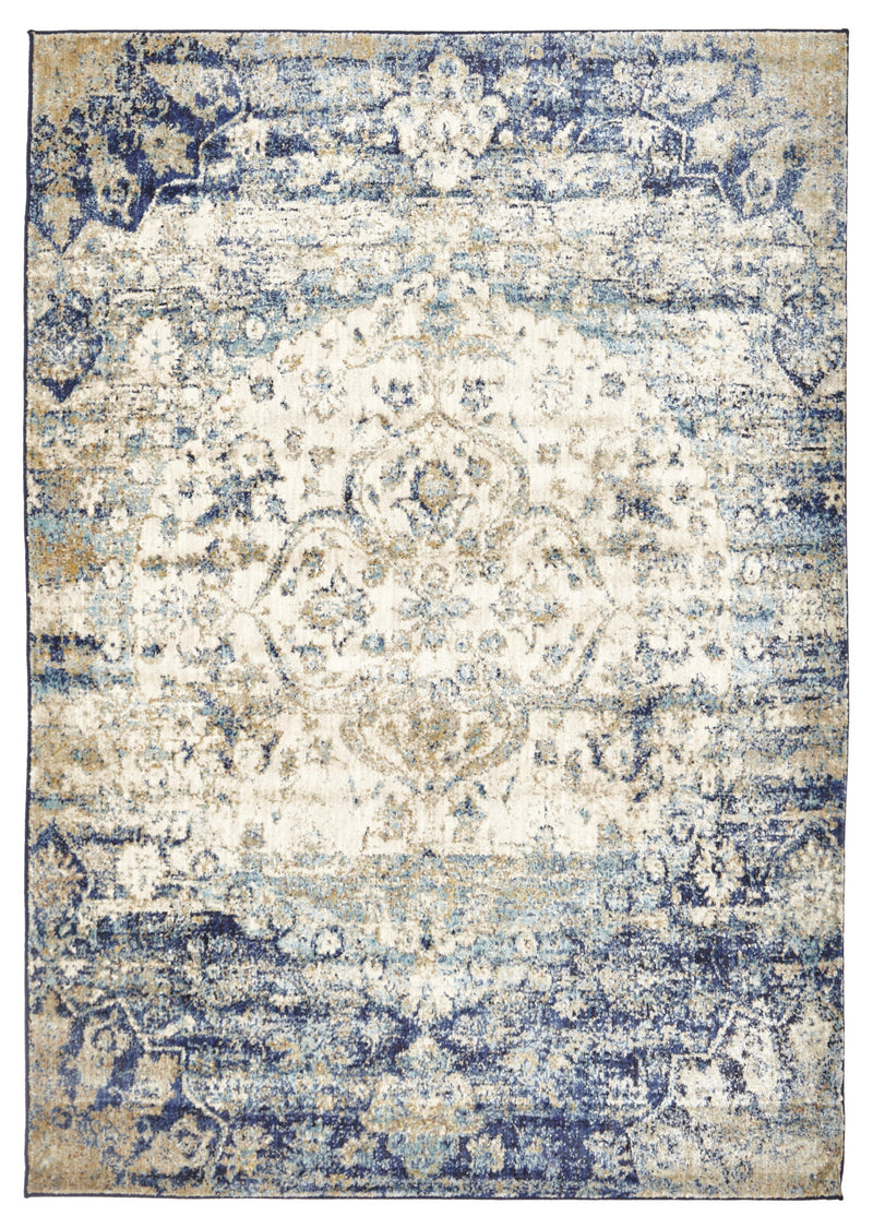 Venice Stunning Designer Traditional Rug - MaddieBelle