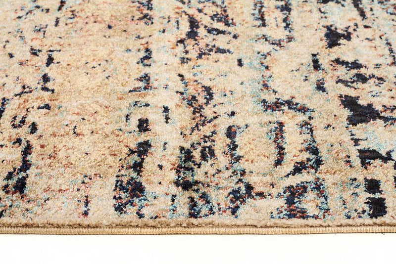 Noble Stunning Traditional Multi Coloured Rug - MaddieBelle