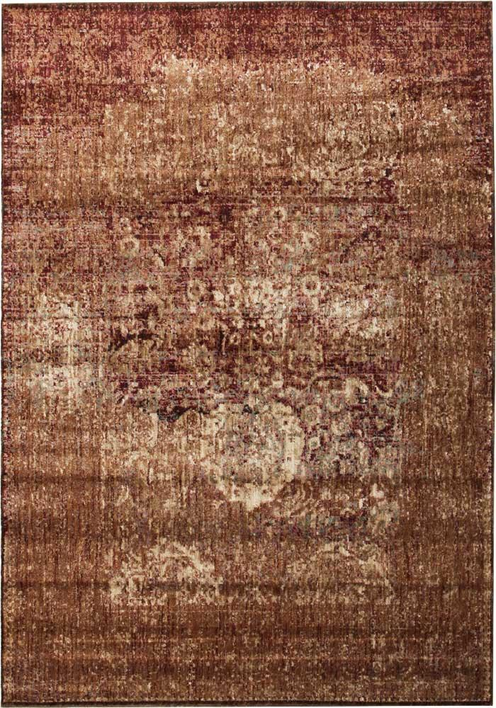 Insight Stunning Designer Copper Rug - MaddieBelle