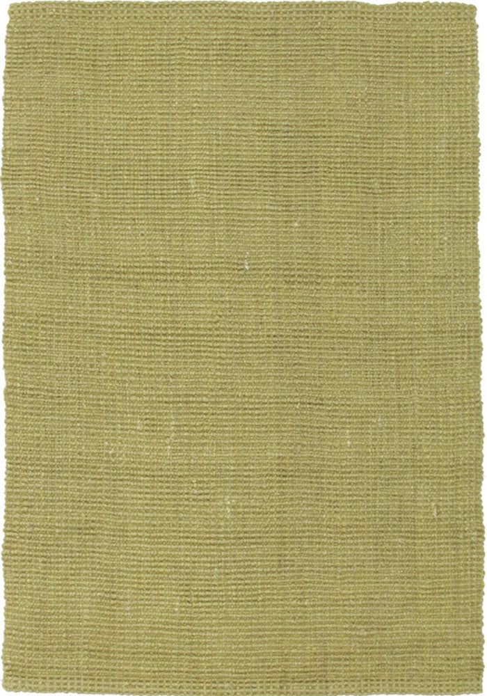 Chunky Natural Fiber Barker Green Rug - MaddieBelle
